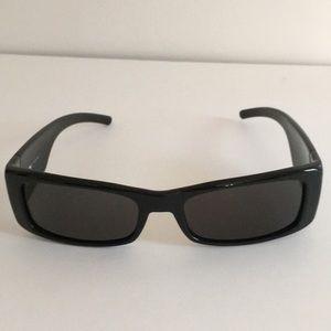 CK black sunglasses